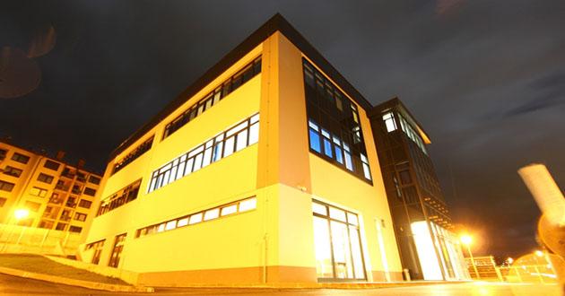 Foto: Nova zgrada Fakulteta za upravu UNSA