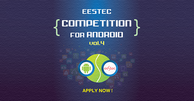 Prijavite se na EESTEC Competition for Android