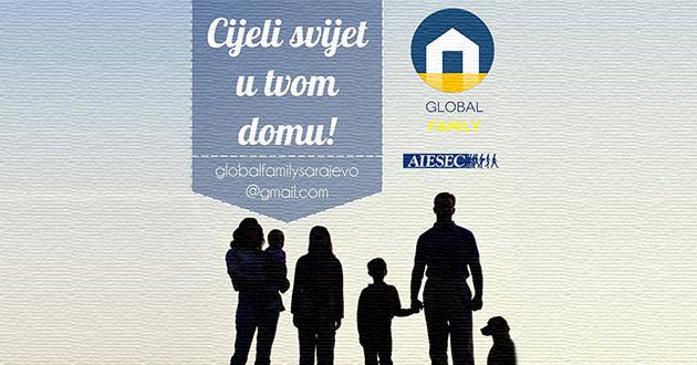AIESEC Sarajevo: Cijeli svijet u svom domu!