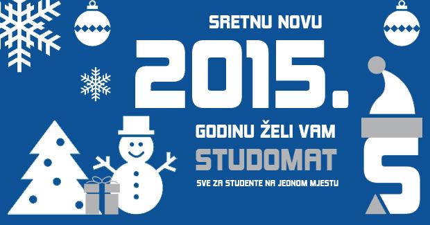 Sretna Nova 2015. godina!