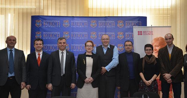 British Council i Internacionalni Burch univerzitet potpisali sporazum o saradnji
