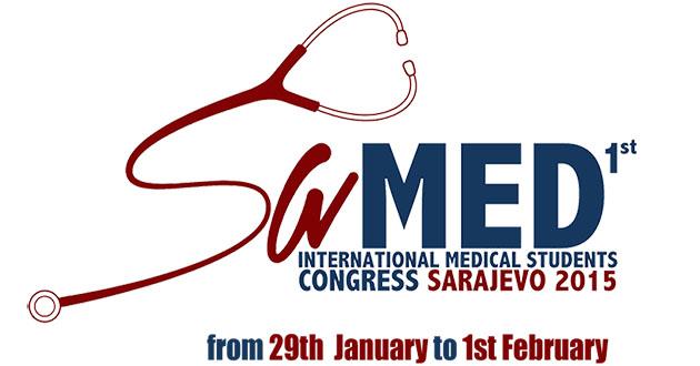 Prvi međunarodni kongres studenata SaMED 2015. u Sarajevu