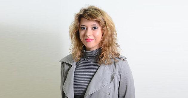 Foto: Lejla Zonić, studentica Ekonomskog fakulteta u Tuzli