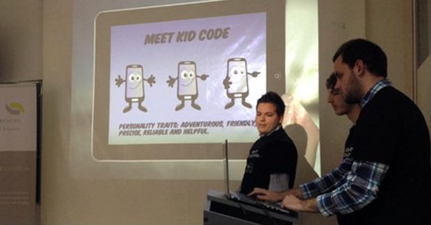 """Tim KidCode pobjednik """"Code- Off @ETF Sarajevo'' takmičenja"""