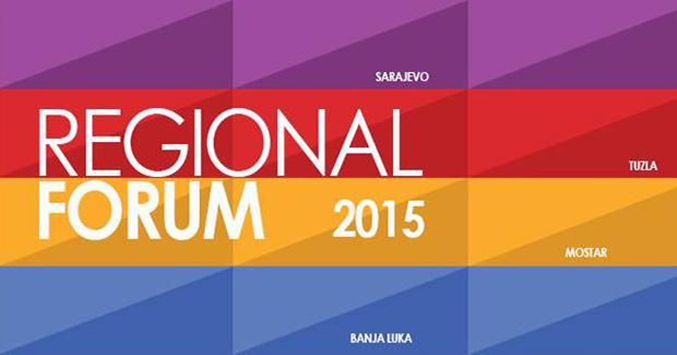 Regionalni forum Evropskog parlamenta mladih u gradovima Bosne i Hercegovine