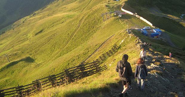 Foto: Planinarenje u Alpbach-u