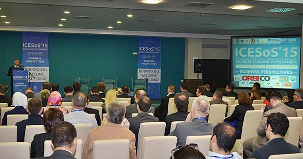 Završena Međunarodna konferencija o ekonomiji i društvenim naukama – ICESOS'15