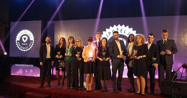 Al Jazeera Balkans najpoželjniji poslodavac u 2015. godini