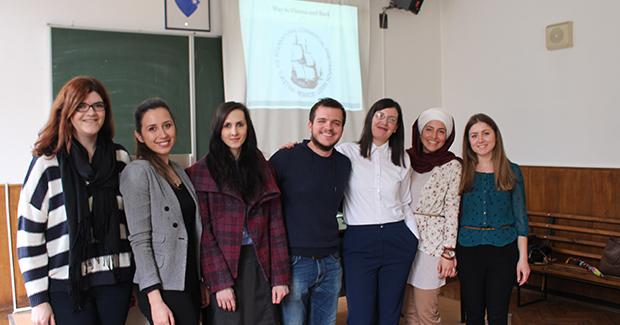 """Studenti sarajevskog Pravnog fakulteta """"rame uz rame"""" sa studentima Harvarda, Yalea, Oxforda…"""