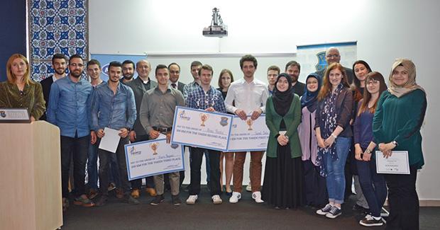 Dodijeljene nagrade najboljim projektima na Burch Start Up takmičenju