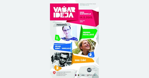 Osma konferencija Vaša(r) ideja u Sarajevu