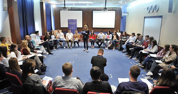 Edukativni program CEO Academy  u tri dana okupio više od tri stotine mladih