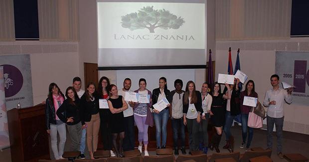 "AIESEC Banja Luka: Završen projekat ""Lanac znanja"""