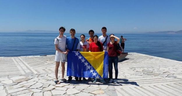Matematičari iz BiH osvojili pet medalja na matematičkoj olimpijadi