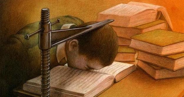 Fascinantne satirične ilustracije koje prikazuju moderno doba [FOTO]