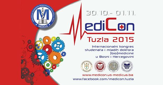 """Tuzla u oktobru domaćin Internacionalnog kongresa studenata i mladih doktora """"MediCon 2015"""""""