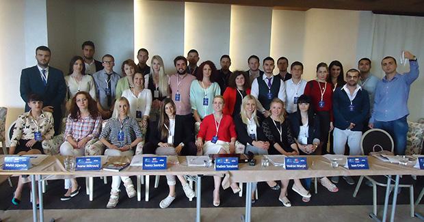 SPONA: Održan drugi susret studenata fakulteta političkih nauka iz BiH