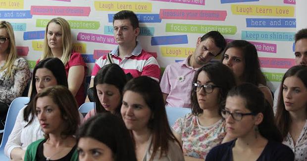 Mladima u Sarajevu predstavljena UMiD online obuka koju provodi Institut za razvoj mladih KULT