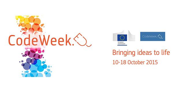 Otvorene prijave za Europe Code Week 2015