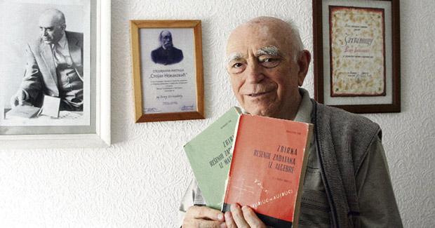 Preminuo čuveni matematičar Vene Bogoslavov