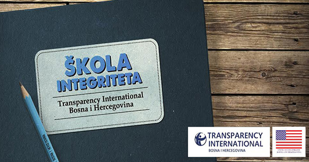 Transparency International BiH: Škola integriteta 2015