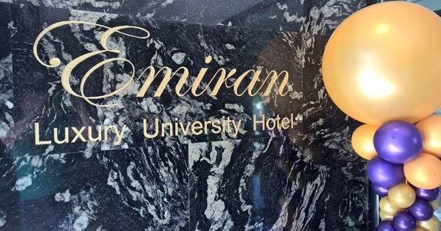 Univerzitetski hotel Emiran: Izvučeni sretni dobitnici nagradne igre