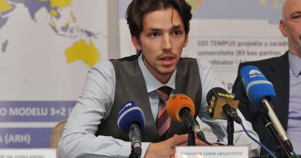 Student-prorektor Arnautović: Otvoreno pismo studentima Univerziteta u Sarajevu