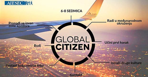 """AIESEC Tuzla: Prijave za zimske """"Global Citizen"""" prakse su počele"""