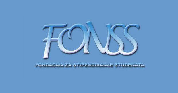 FONSS: Konkurs za dodjelu stipendija redovnim studentima u akademskoj 2015/16. godini