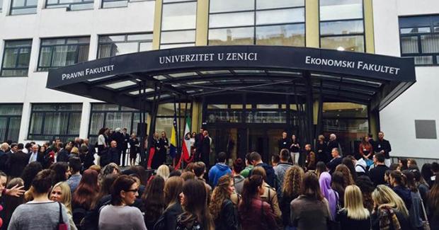 Studentima UNZE prezentovani evropski programi za mlade