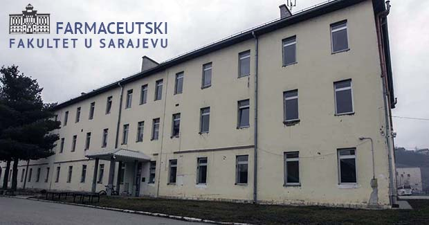 Foto: Farmaceutski fakultet u Sarajevu