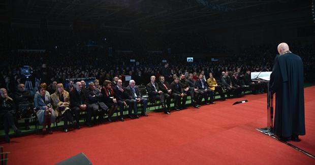 Dodijeljene diplome za 6.369 studenata Univerziteta u Sarajevu