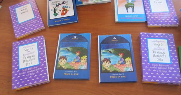 """IK """"Sarajevo Publishing"""" obogaćuje fondove školskih biblioteka"""