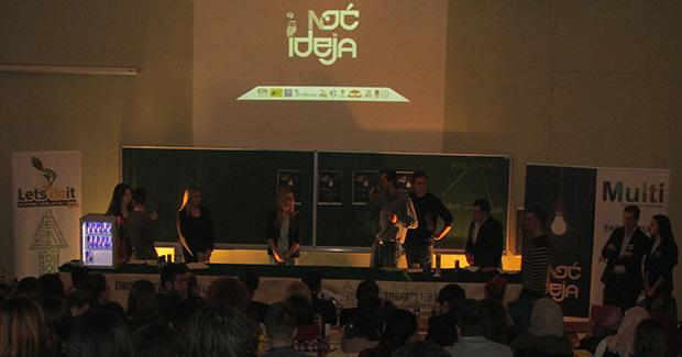 """Drugo debatno takmičenje """"Noć ideja"""" u Tuzli"""
