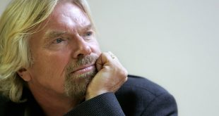 Richard Branson, izvršni direktor Virgin Group