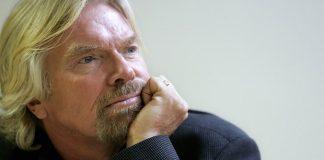 Richard Branson, izvršni direktor Virgin Group