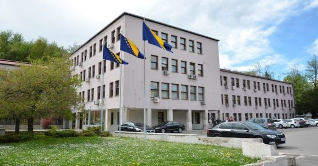 Foto: Zgrada Vlade FBiH