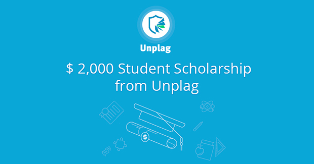 Student Scholarship from Unplag – Plagiarism Detection Engine [ENG]