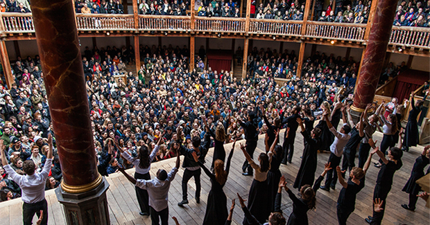 British Council online kurs: Istraživanje engleskog jezika – William Shakespeare