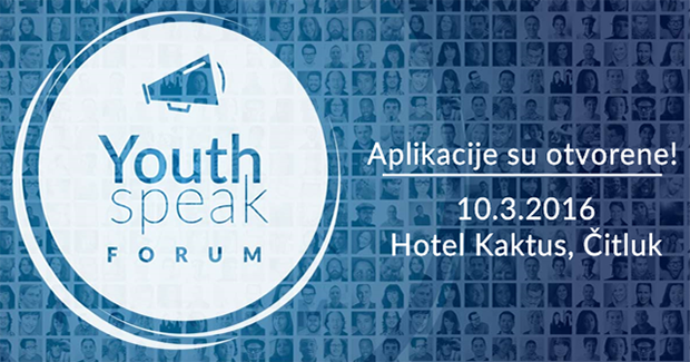 AIESEC BiH: Aplikacije za Youth Speak Forum su otvorene!