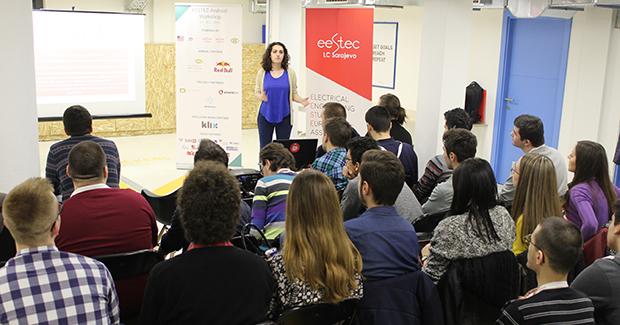 EESTEC Android Workshop: Radionica u korak sa svjetskim trendovima iz oblasti programiranja
