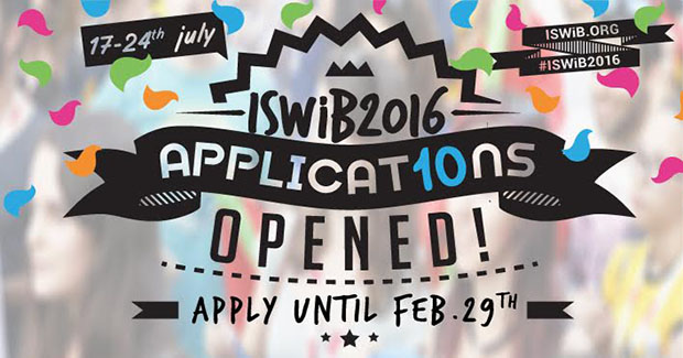 International Student Week in Belgrade: Call for Application for ISWiB 2016 [ENG]