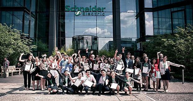 Prijavite se na konkurs kompanije Schneider Electric i osvojite posao iz snova