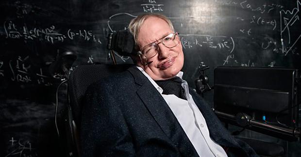 Foto: Stephen Hawking
