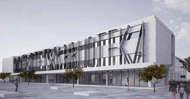 Potpisan ugovor: Ozvaničen početak procedure izgradnje zgrade Biblioteke UNSA