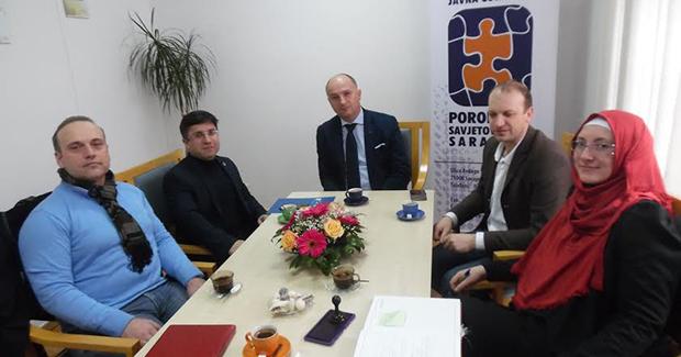 """IUS i Kantonalna javna ustanova """"Porodično savjetovalište"""" potpisali sporazum o saradnji"""