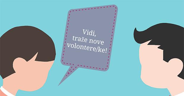 Vijeće mladih Stari Grad: Javni poziv za prijem volontera/ki
