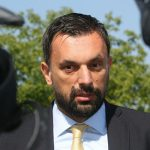 Elmedin Dino Konaković, premijer KS; foto: Klix.ba