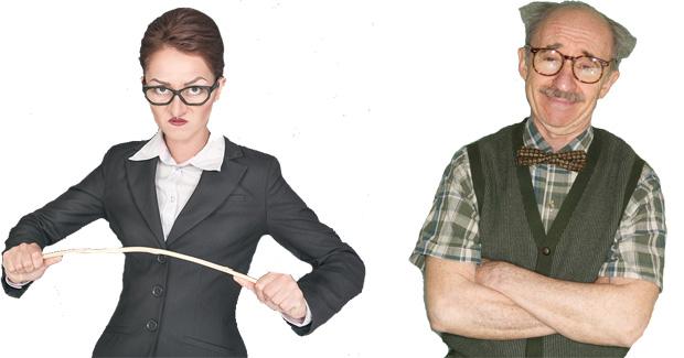 Pet stereotipnih vrsta profesora koje ćete sresti na svakom fakultetu