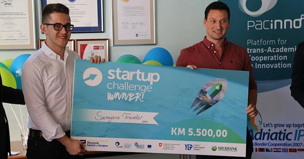 EFSA: Proglašeni pobjednici ovogodišnjeg Startup Challenge-a
